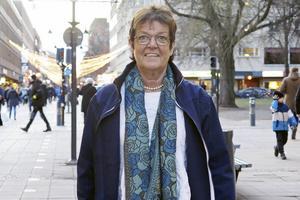 Moderaten Inger Källgren Sawela får 62400 kronor i månaden för uppdraget som kommunstyrelsens ordförande i Gävle.