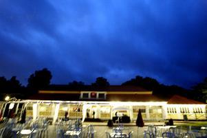 Sommarpartyn på restaurang Elba har alltid varit populära.
