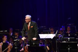Anders Berglund har dirigerat Sandvikens Symfoniorkester många gånger.