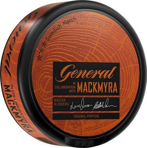 General Mackmyra.