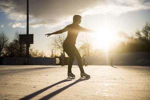 Solenergi kan visst vara ett bra alternativ för Sverige, trots att vi har långa vintrar. Det menar insändarskribenten Johan Lindahl. Foto: Jon Olav Nesvold / NTB scanpix / TT
