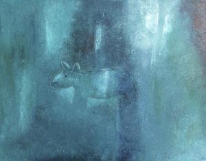Målning av Sofie Weijosdotter Pettersson.