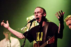 Lion Dub är det lokala band som arrangören tycker förtjänar en