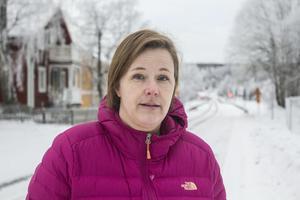Anneli Frid, chef för Östersunds kommuns byggprojekt.