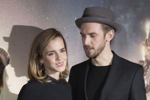 Emma Watson och Dan Stevens Ska spela in
