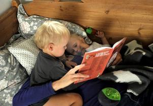 Sagostund. Att stödja föräldrar att läsa för sina små är ett viktigt komplement till det som sker på biblioteken, i skola och förskola, skriver Mats Söderlund och Åke Gustavsson.