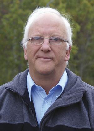 Johnny Johansson, informatör på Älgskadefondsföreningen.