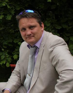 Kenneth Bergstedt är grundare av organisationen C.O.S, Children Of Santo Niño som han startade 2006.