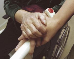 Äldrevården är ett område med mycket sjukfrånvaro.