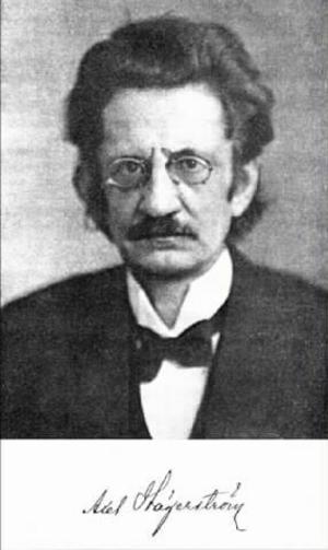 Den världsberömda svenske filosofen Axel Hägerström är en viktig företrädare för värdenihilismen.