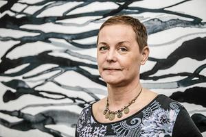 Annelie Haglund, biträdande chef på  barn, elevhälsa och skolutveckling.