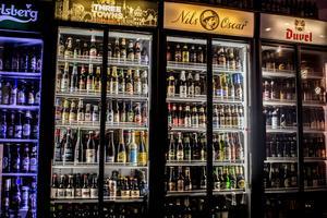 Slow Down Restaurang & Bar har 981 ölsorter.