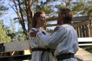 Arnljot och Gunhild.