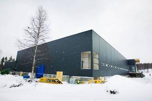 Projektledaren Bertil Åsén på Östersunds kommun.
