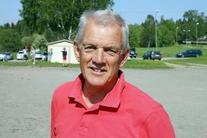 Lars Sjödin är ordförande för Bollstabruks intresseförening.