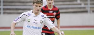 Klart. Johannes Skoglund spelar i KFF i år.