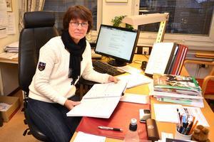Christina Bröms är konsumentvägledare för Mora, Orsa och Rättvik.