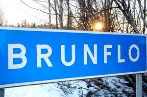 Brunflo, en av Östersunds kommuns viktigaste tätorter.