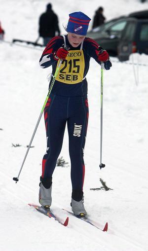 Kristin Olovsson, Rehn.