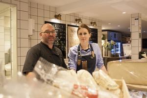Jonas och Therese Kristiansson hoppas nå sitt långsiktiga mål inom tio år – en stjärna i Guide Michelin. Bild: Åsa Nilsson Rönnqvist