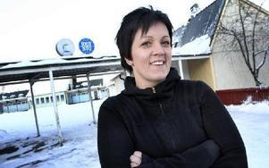 IOGT-NTO och Therese Hansson öppnar nu upp IOGT-NTO-gården för missbrukare som behöver hjälp och stöd att komma ur sitt missbruk.-- Det är ett spännande projekt som jag brinner för, säger Therese Hansson.FOTO: MIKAEL ERIKSSON