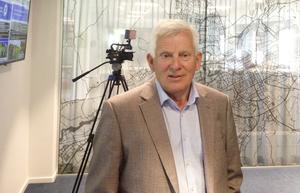 Tillfällig lösning som ordförande i Mittmedia AB blir Krister Jönsson.