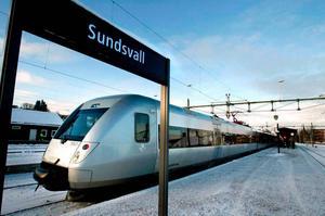 boka tåg umeå stockholm