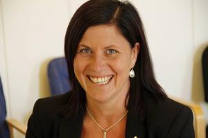Malin Ruthström, verksamhetschef vård och omsorg, är glad att ha fått ihop vikarier även denna sommar.