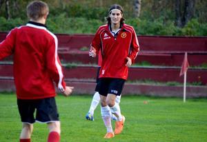 Anton Andersson Vidén ligger delad tvåa i fyrans skytteliga med 16 mål.