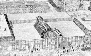 Ett första förslag om att bygga in torget kom redan 1992.