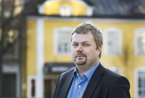 Jonas Karlsson Länstrafikens ordförande (S)