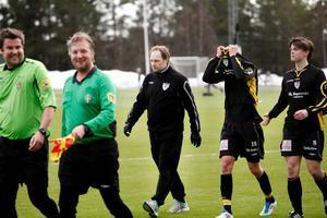 Brunflo förlorade bortamatchen mot Junsele med 3–2.Arkivbild: Johan Axelsson