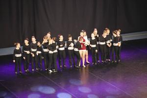 Julle Risingstars vann den förberedande klassen.
