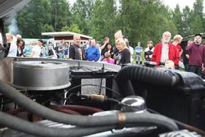 Besökarna på Mid Sweden Nat´s återkommer ofta år efter år.