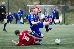 Jon Pettersson och Rengsjö hittade de rätta takterna och sänkte Avesta med 4–0.