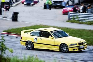 På Mittsverigebanan hölls under helgen timetrial-tävlingen Track attack, den genomfördes under Svenska Bilsports Förbundets Regler, arrangör för tävlingen var Bålsta Car Club.