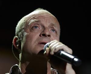 Jonas Gardell besökte Falun med showen