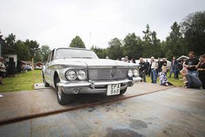 Fem domare bedömde entusiastbilar av olika modeller på lördagen.
