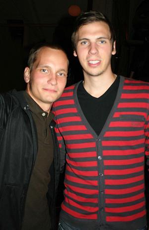 å. Simon Hyytiäinen och Alexander