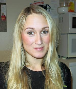 Hanna Munter, 26 år.