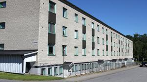 De första familjerna kunde flytta in i april 1968 i det nybyggda området Musköten i Ösmo.