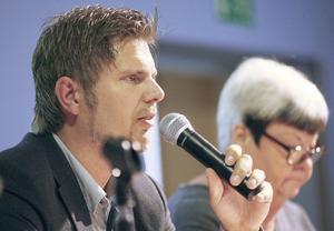 Anders Frimert (S) lämnar ordförandeklubban i Ragunda.