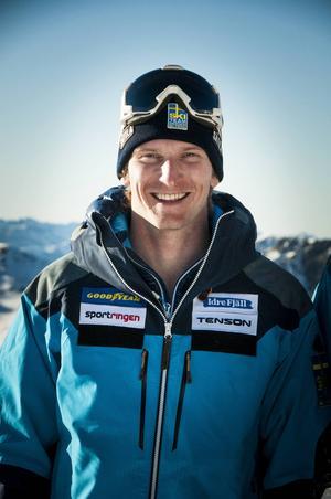 Viktor Andersson gick vidare.
