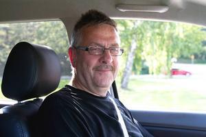 Kjell Lindberg, 60, SMT:   – Första tanken är