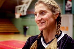 Helen Hedblom, basketspelare och ungdomsledare KFUM Sundsvall Basket.