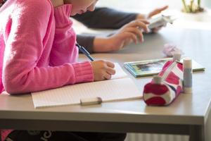 Tidskrävande. Nationella prov kräver mycket tid för förberedelser och uppföljning. Foto: TT