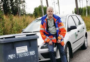 Tomas Wikner är avfallsrådgivare på Reko och han har några tips på hur du återvinner rätt.