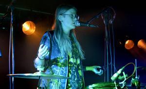 Amanda Lindgren har en nästan skrämmande musikalisk talang.