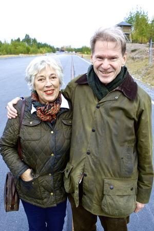 Barbro och Gunnar Asplund flyttade till solna när Gunnar valde att ta tidig pension från ABB och han och barbro startade en konsultfirma ihop