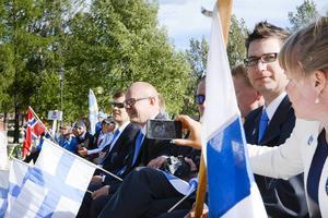 Finland kommer med en stor och stark trupp.